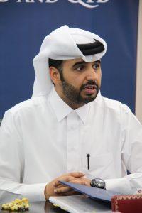 Qatar Development Bank CEO Abdulaziz Bin Nasser Al-Khalifa