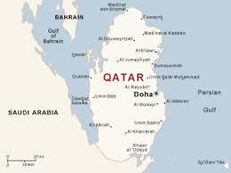 map doha