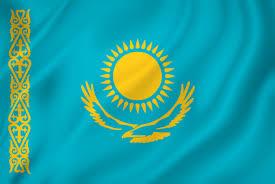 kazak flag